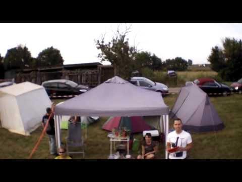 AR.Drone @ Karlsdorf Camping 2013