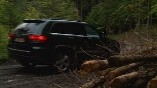 Jeep Grand Cherokee Teil 3