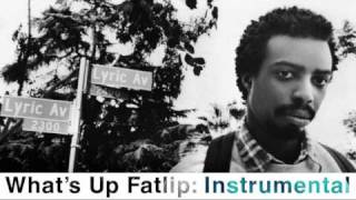Whats Up Fatlip - INSTRUMENTAL