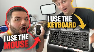 Warzone, but Symfuhny uses the keyboard...I use the mouse *INSANE ENDING*