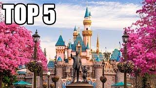 TOP 5 - Šílených faktů o Disneym