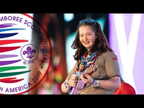 Official Song of 24th World Scout Jamboree #Highlights