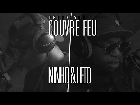NINHO & LETO - Freestyle Couvre Feu sur OKLM Radio