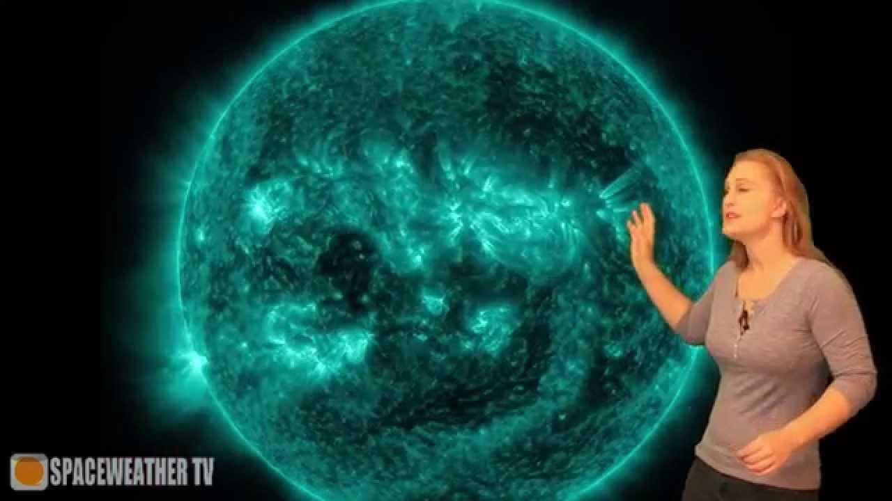 solar storm radar - photo #4