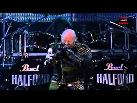 "Halford ""Cyberworld"" (unofficial video)"