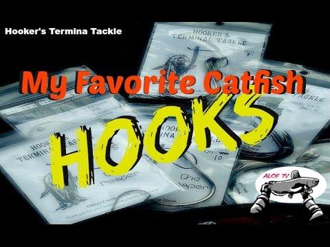 My Favorite Catfish Hooks