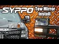 Project Frankenstein SYPPO Tow Mirror Install 15 Style with Parking & Turn Signals