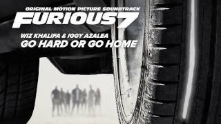 Download Wiz Khalifa & Iggy Azalea – Go Hard or Go Home [Furious 7 Soundtrack] MP3 song and Music Video