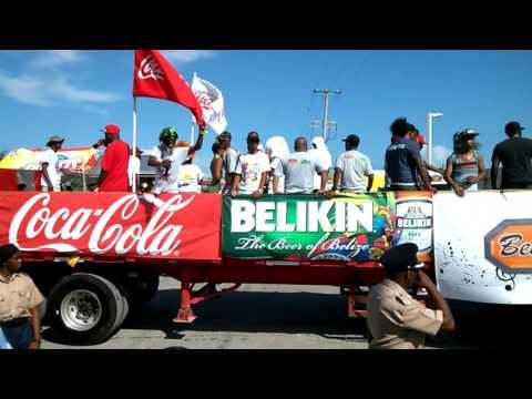 Belize City Carnival 2016