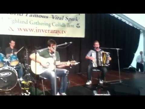 TrailWest Folsom Prison Blues Cowal Games 2012