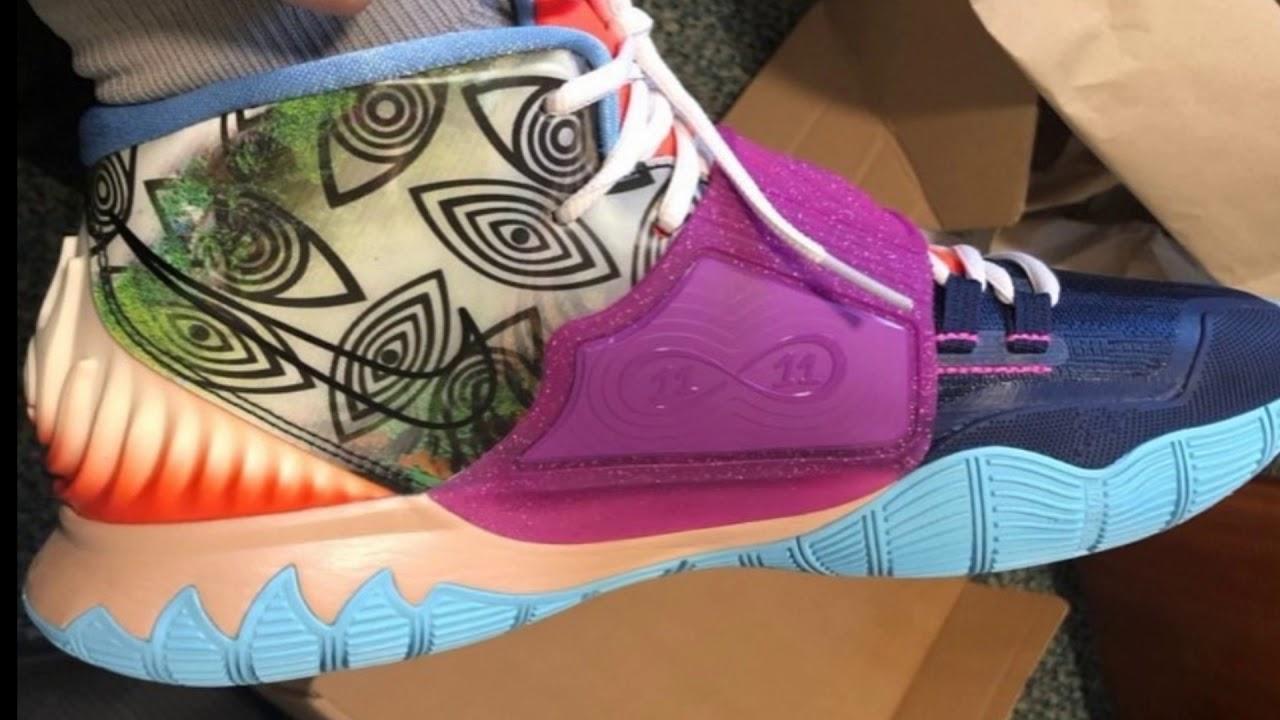 nike Kyrie 6 Running Shoes Unisex Men