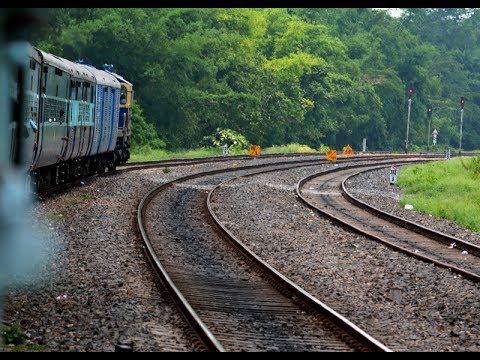 Take a Break. Take a Local Train Journey in Assam
