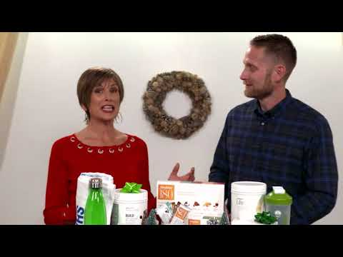 shaklee holiday gifting ideas video