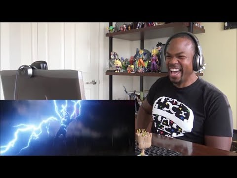 Tyrone Magnus REACTS To Thor Arriving On The Battlefield In Avengers: Infinity War!!!
