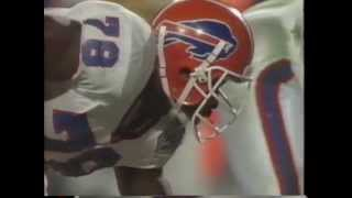 1990 Buffalo Bills Team Highlights
