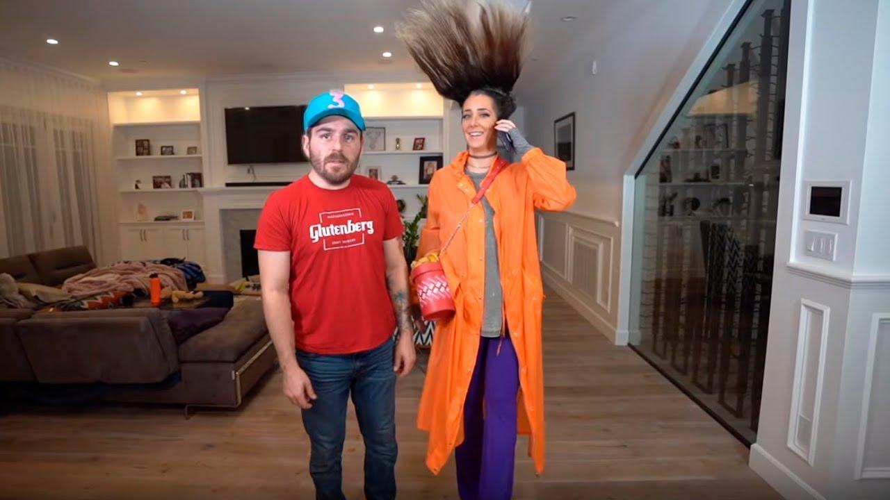 Как Стать Выше на 18 Сантиметров - Дженна Марблс Волосы дизайн для девушек тесты