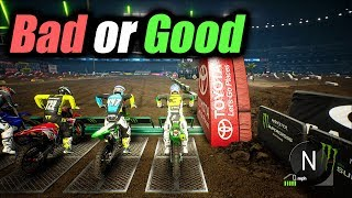 Supercross 2 The Game - Review - Bad or Good???