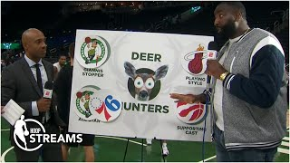 Who can stop the Bucks in the Eastern conference? | Hoop Streams