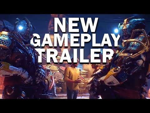 Anthem: NEW GAMEPLAY TRAILER! | Storm & Interceptor Gameplay! Demo Release Date!