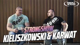 StrongShow - Mateusz Kieliszkowski o biciu rekordu przez Thora