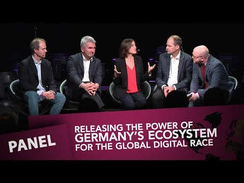 Releasing the Power of Germanys Ecosystem - Panel