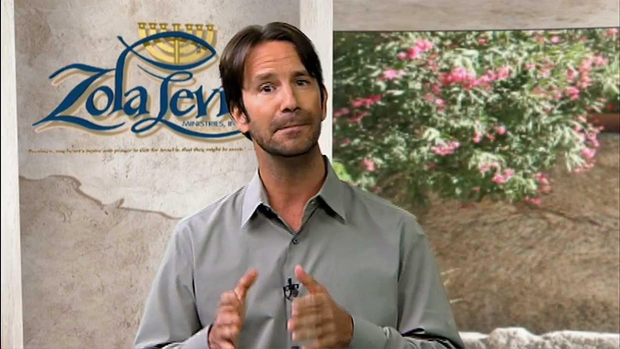 Jesus' Three Days and Three Nights Prediction Explained (Matthew 12:40)  -Zola Levitt Ministries
