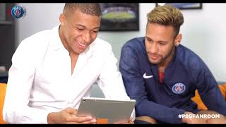 Download Video #PSGFANROOM avec Orange - Neymar & K. Mbappé MP3 3GP MP4