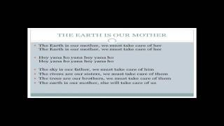 Gambar cover The Earth Is Our Mother