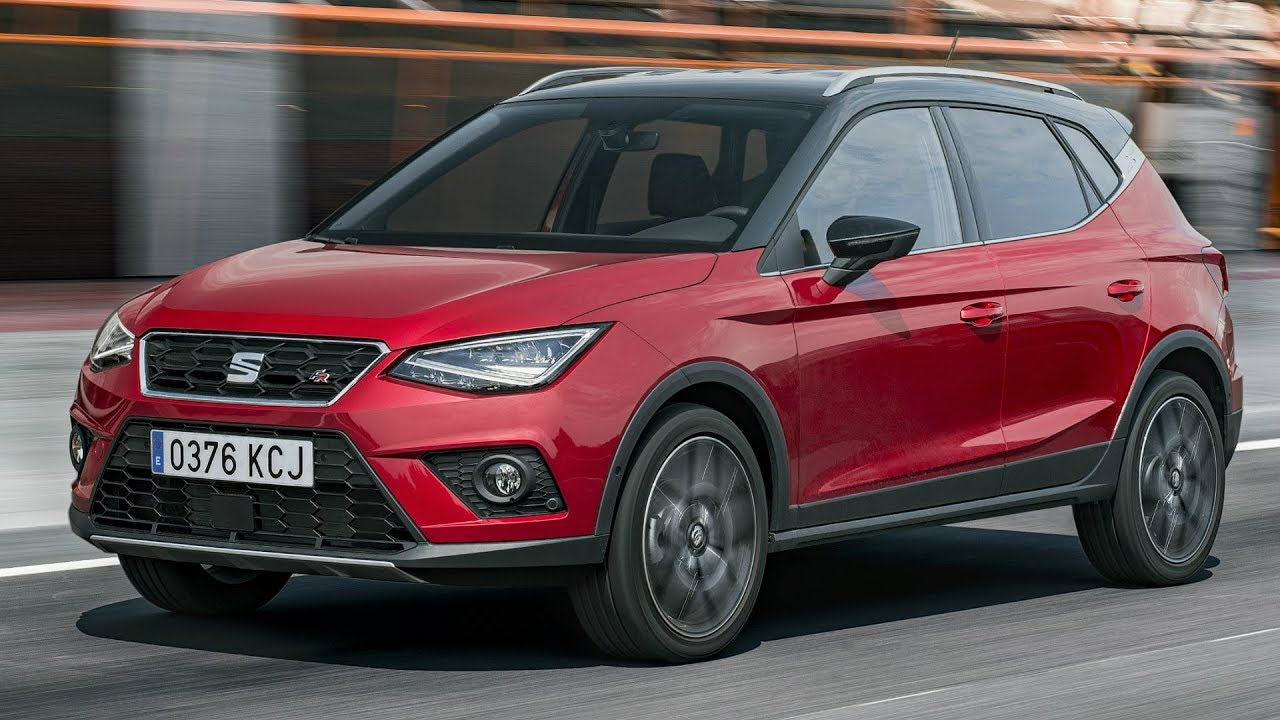 2018 seat arona fr the most exciting compact crossover. Black Bedroom Furniture Sets. Home Design Ideas