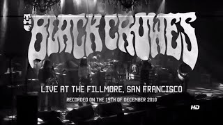 The Black Crowes - 19 December 2010 - The Fillmore - San Francisco, CA