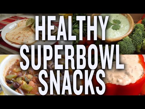 Healthy Super Bowl Recipes: P. Allen Smith (Tailgating Ideas)