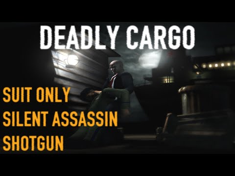 Deadly Cargo Suit Only SA w/ Shotgun (Hitman Contracts) |