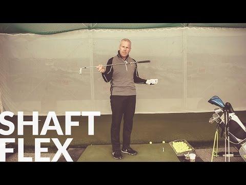 CHOOSE THE RIGHT SHAFT FLEX - Shawn Clement - Wisdom in Golf