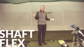 CHOOSE THE RIGHT SHAFT FLEX - Shawn Clement - Wisdom in Golf