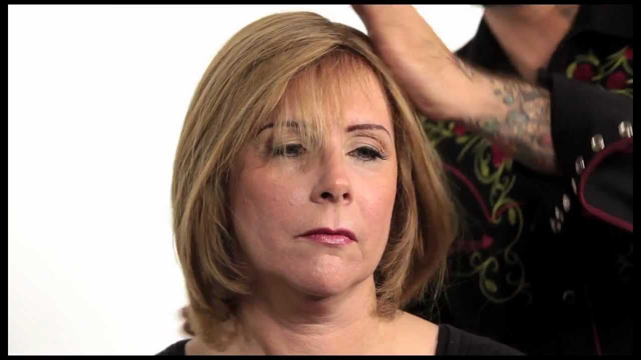 Topper Application - Hair Now - Semi Permanent Hair Replacment - Thicken It  Studios - YouTube 4c326ceb18