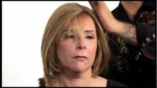 Topper Application - Hair Now - Semi Permanent Hair Replacment - Thicken It Studios