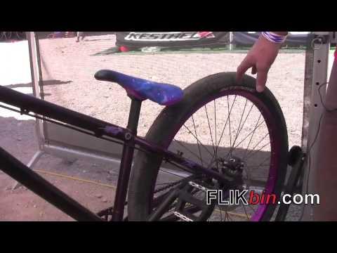 Interbike 2009 Norco Bikes Dirt Jump 250 Youtube
