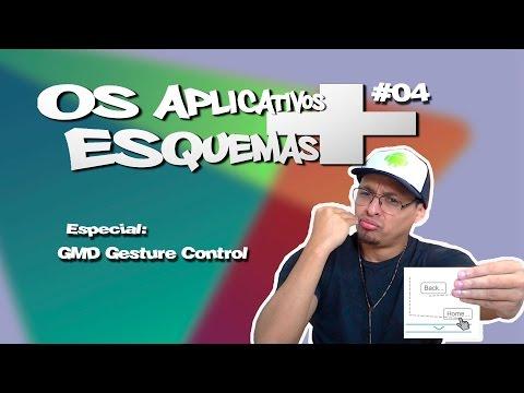 #04 - Aplicativos + esquemas / Especial GMD Gesture Control