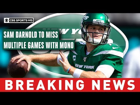 In The Zone - Jets QB Likely to Miss Multiple Weeks due to Mono