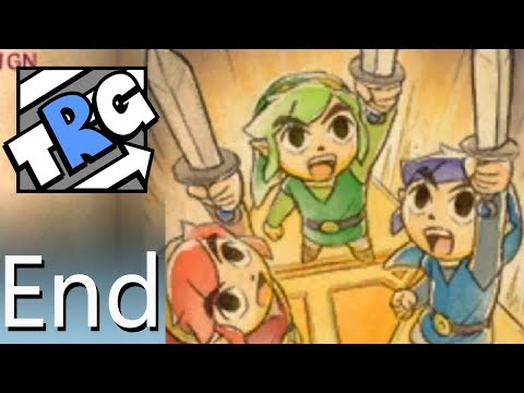 The Legend of Zelda: Tri-Force Heroes – Episode 28 [Finale]: Lady and Lords