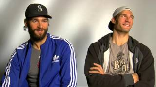Brook Lopez & Robin Lopez: Cats
