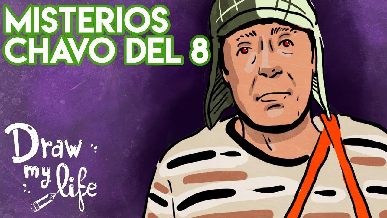 EL MISTERIO OCULTO del CHAVO del OCHO - TEORÍAS | Draw My Life