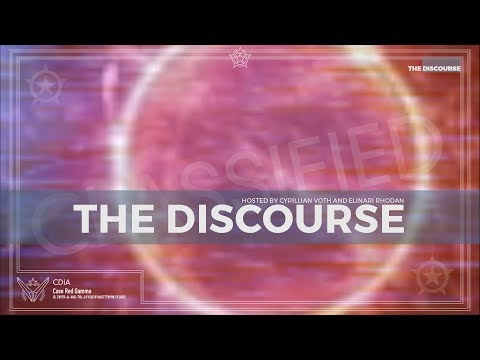The Discourse - CONCORD Intelligence Agency Drifter Anomaly Footage Leaked