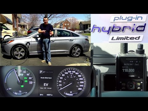 Hyundai Sonata 2017 Plug in Hybrid, does electric car interfere with ham radio?