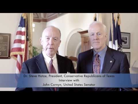 Interview with US Senator John Cornyn