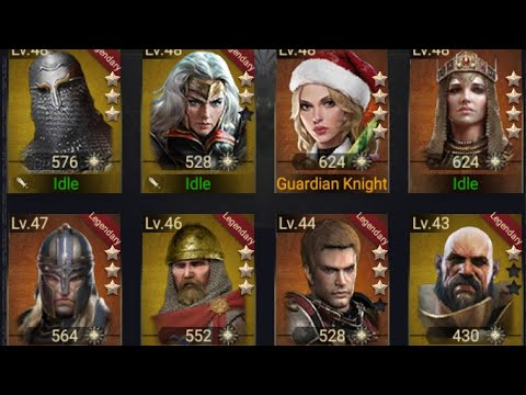 Clash Of Kings : BEST HERO ?