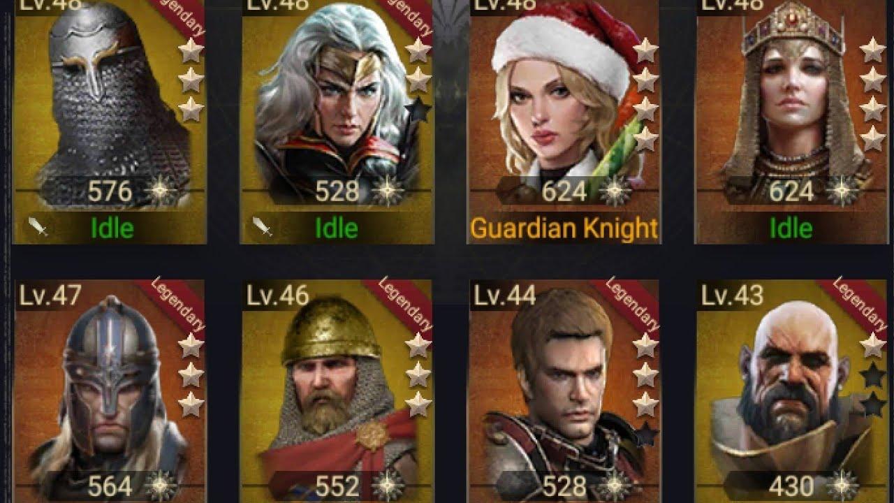 Of clash hero kings badges BA k5