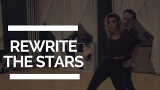 Download Lagu Rewrite The Stars - Zac and Zendaya | Armen Way/ Randi Strong Choreography Mp3