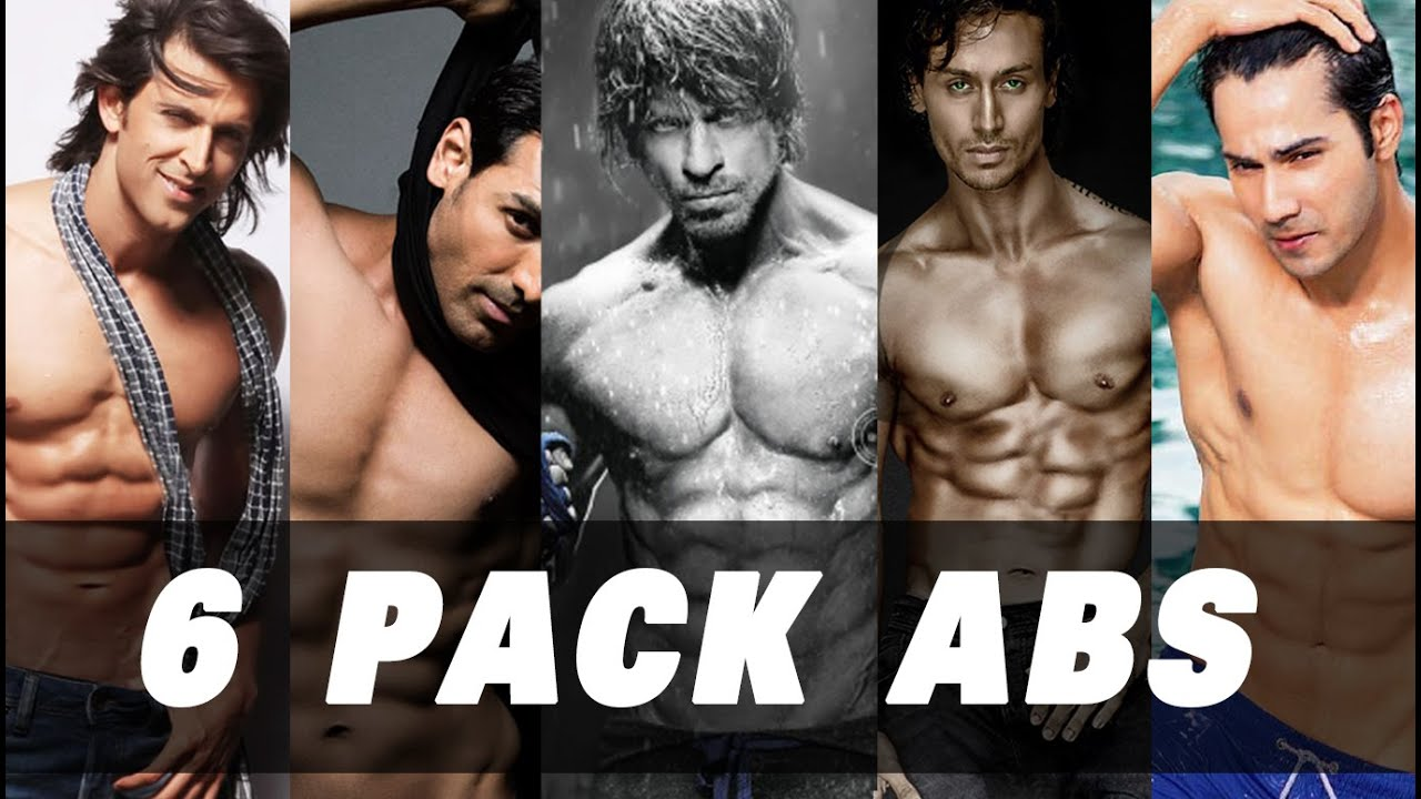 Top 5 bollywood actors with six pack abs 2016 hd youtube altavistaventures Image collections