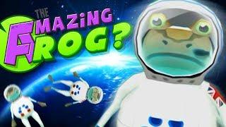 SAPOS NO ESPAÇO!   Amazing Frog #5